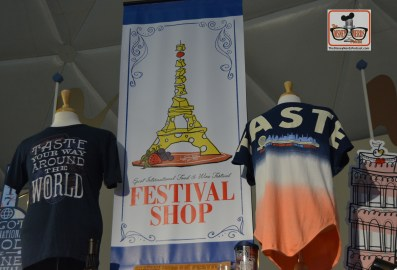 The Festival Shop - Inside the Food and Wine Festival 2017