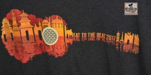 Eat to the Beat Concert Series T-Shirt - Food and Wine 2017