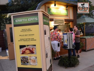 Earth Eats - New for 2017 - is part of the Future World West