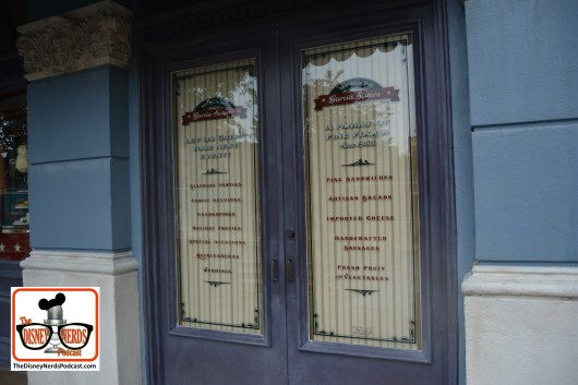 One of the Many Store fronts along Grand Avenue