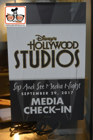Hollywood Studios Media Check-In - Yes Please!