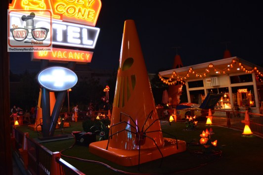 The Cozy Cone Haul-o-ween in Radiator Screams