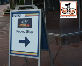 "Epcot 35 Exclusive Day Of Merchandise - ""I was There' pop-up shop"