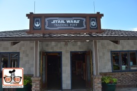 Star Wars Trading Post - Near the Pin Store