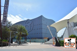 Disney Quest - or at least the building that was Disney Quest