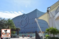 The Former Disney Quest Building Sits next to the Cirque Du Soleil theater. The West Side is going to look a lot different in a few years.