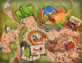 Disney Parks 12 Days of Announcements 2017 - Shanghai Toy Story Land opening announced