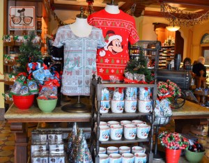 The Holiday's are in full swing at Disneyland