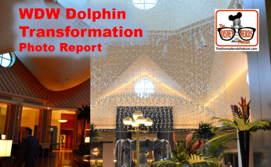 The Disney Nerds Podcast Dolphin Transformation