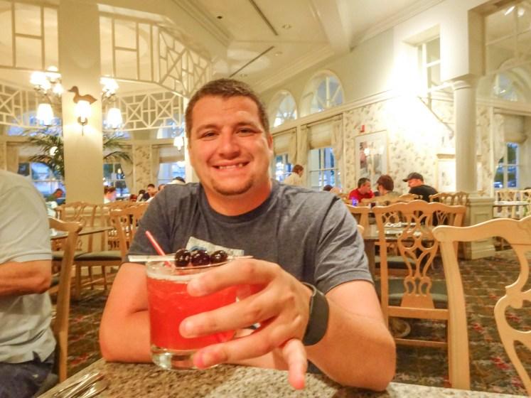 Grand Floridian Cafe Smoked Turkey