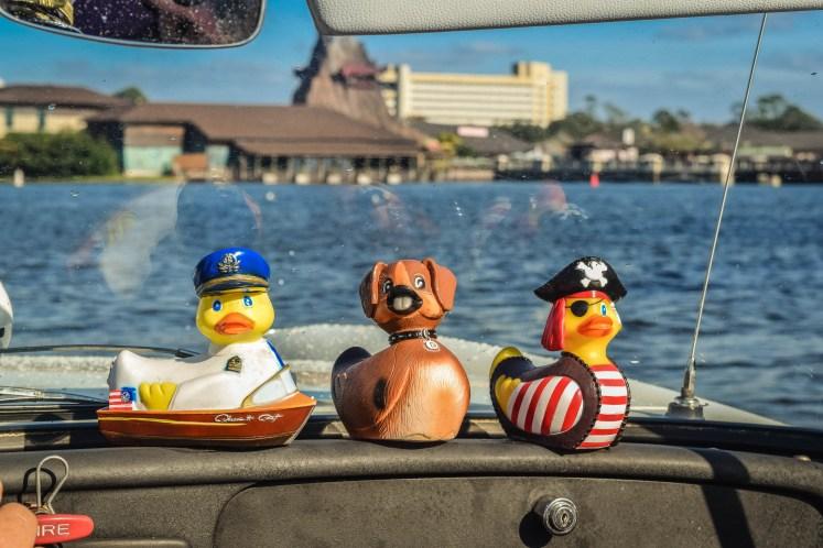 The Boathouse Amphicar ride