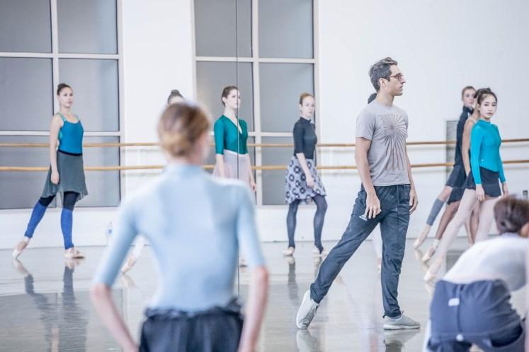 Boston Ballet Parts in Suite