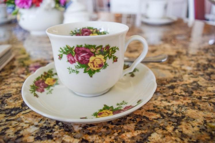 Garden View Tea Room Disney Grand Floridian
