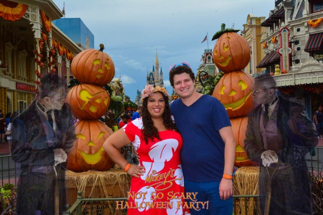 2018 Mickey's Not So Scary Halloween Party