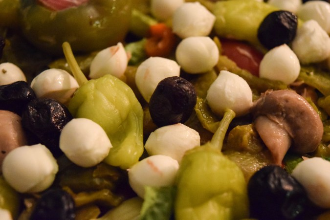 how to make antipasto