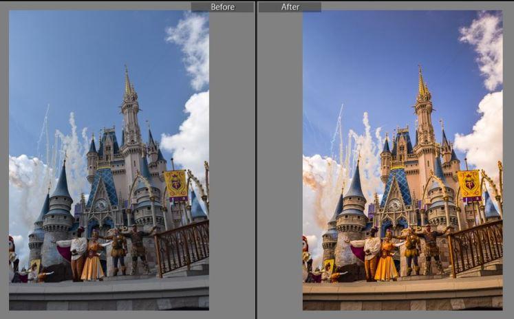 How to take Disney photos