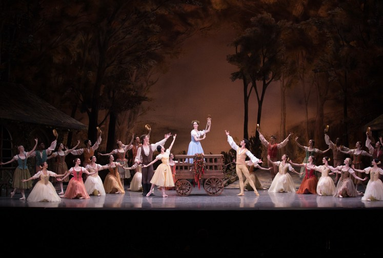 Boston Ballet Giselle