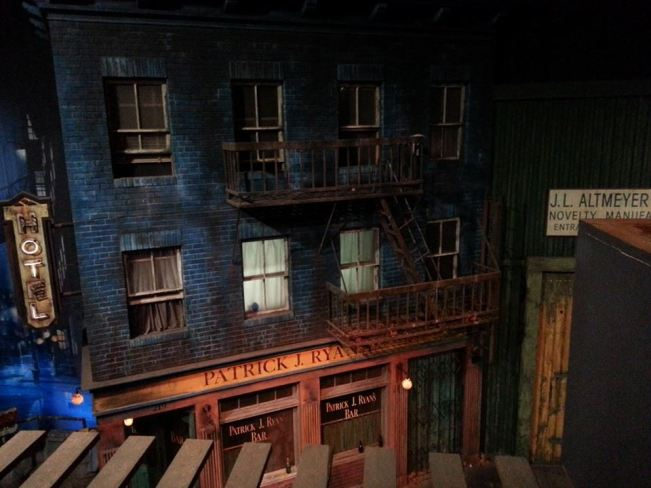The Great Movie Ride Backstage Tour