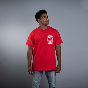 Madison Red T-Shirt
