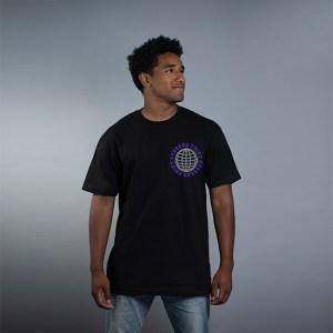 Stevens Point Black T-Shirt