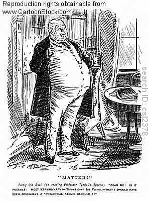 in Punch, by Charles Keene