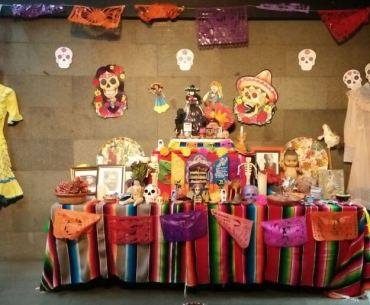Mexican Days of The Dead at Dia.Lo.Gue Artspace