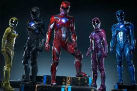 Saban Power Rangers 2017 Review
