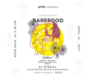 Spasial Session 05 Milkbox Showcase by Barefood