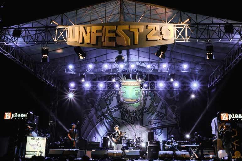 UNFEST 2.0 in Semarang Report