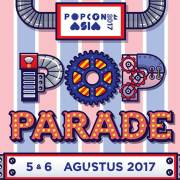 Popcon Asia Returns in 2017 with POP PARADE and More Guests!
