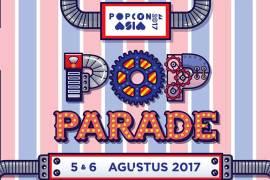 Popcon Asia 2017 POP PARADE
