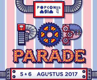 Popcon Asia 2017 POP PARADE