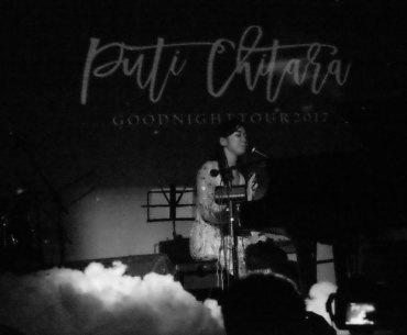 Puti Chitara Goodnight Tour Yogyakarta