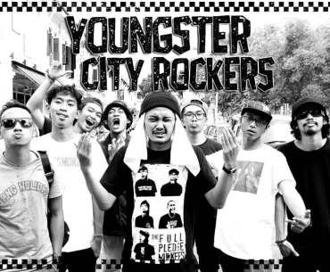 Youngster City Rockers Hujan Single