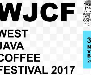 West Java Coffee Festival 2017