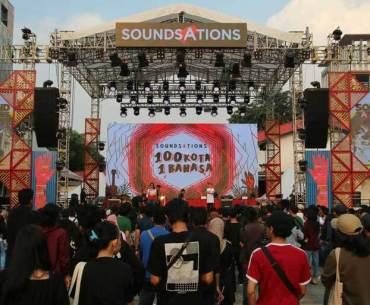 Soundsations 100 Kota 1 Bahasa Jakarta