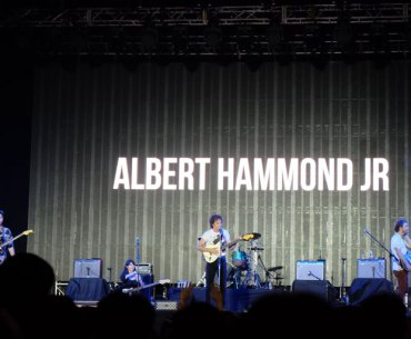 Albert Hammond We The Fest 2018