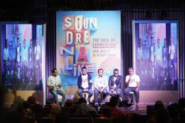 Soundrenaline 2018 Soul of Expression Media