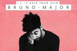 Bruno Major Live in Jakarta Show