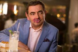 Johnny English Strikes Review