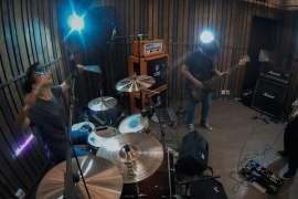 PRIMATA Live Recording Session