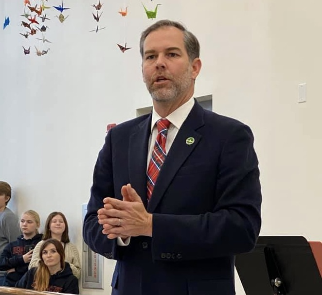 DZ Ep 26 – Armed Resource Officers In Every School? Yes, But There's More (KY State Senator Max Wise)