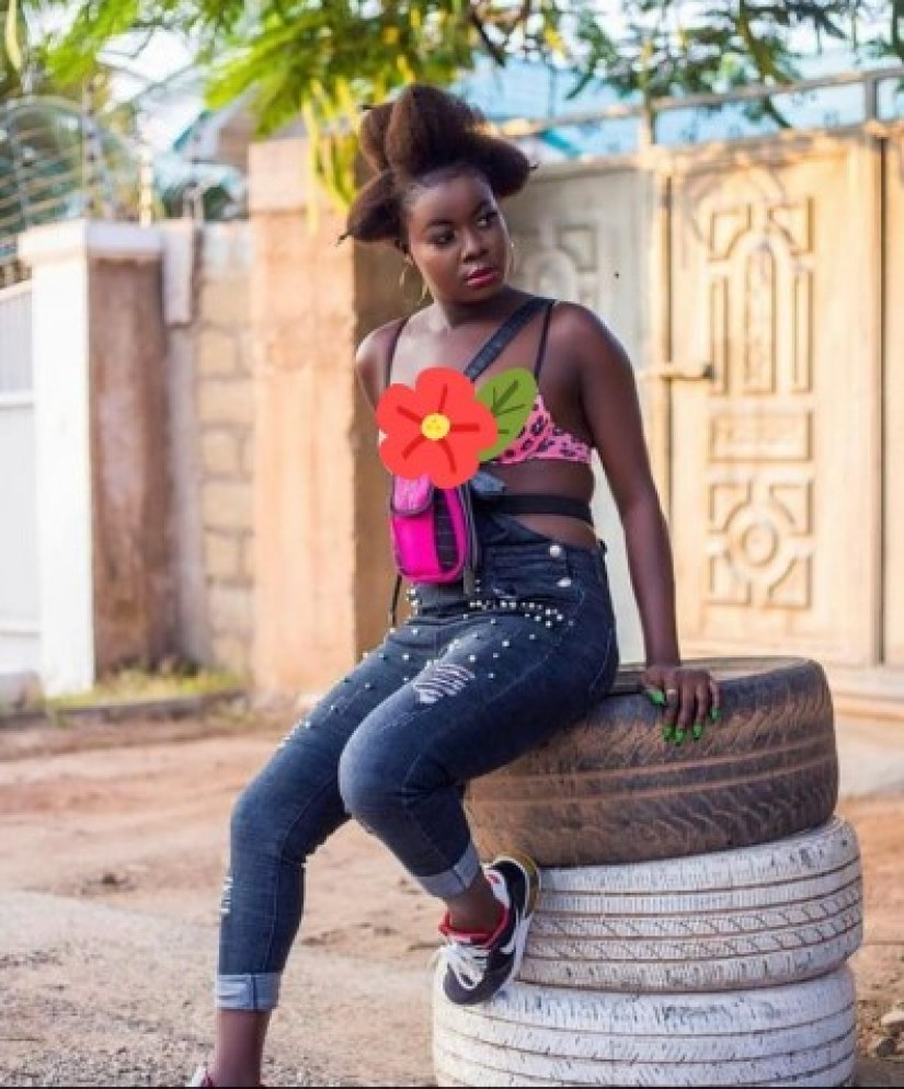 Checkout Beautiful Photos Of Fatima Of Tv3 Date Rush Fame 5