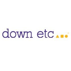Down etc.