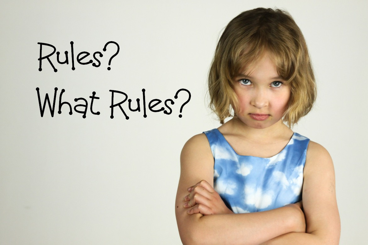 Setting Rules for Your Children