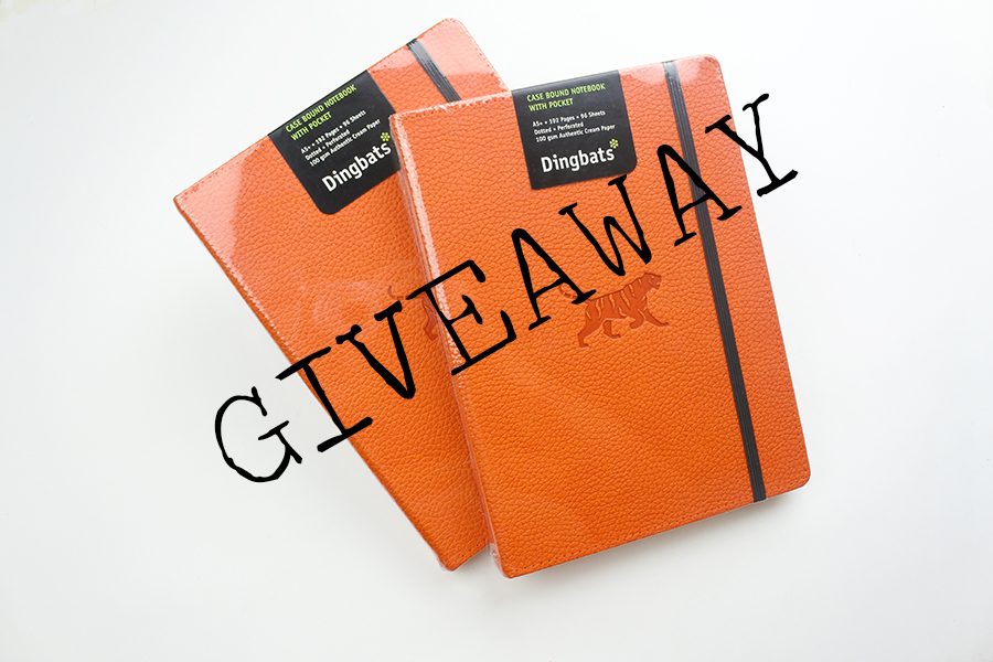 CLOSED- Bullet Journal Giveaway   thediyday