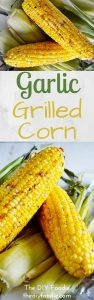 Garlic Grilled Corn