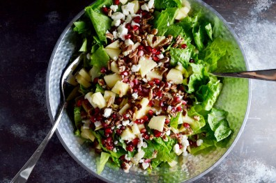 15 minute Fresh Fall Salad