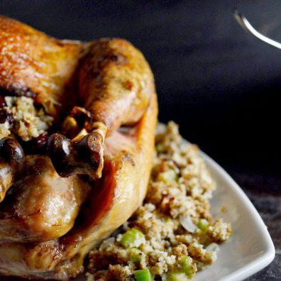 Simple Thanksgiving Turkey
