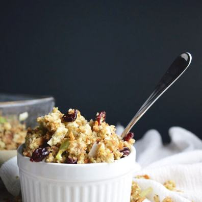 10 ingredient Craisin Stuffing